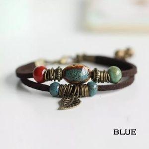 Boho Vibes Double Layered Bracelet